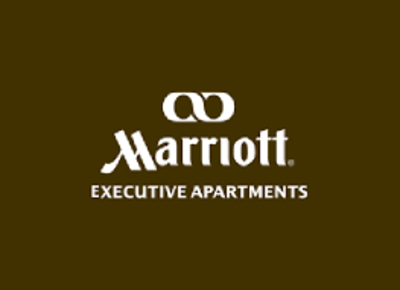 Marriot executive apartments logo